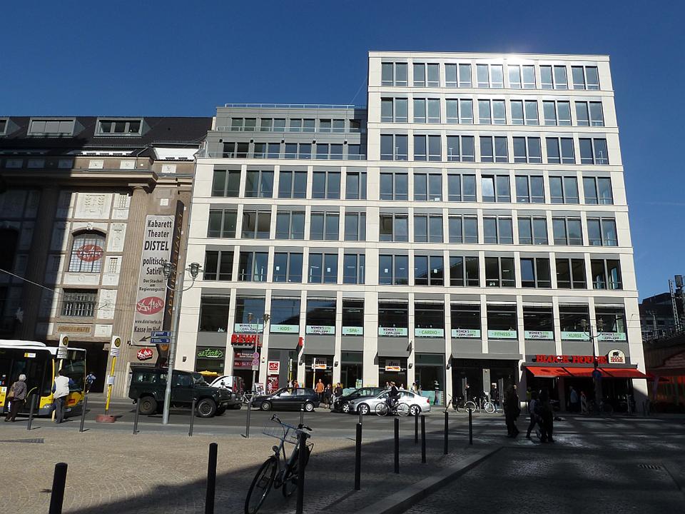 Friedrichstraße 100, Berlin